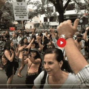 Millions March Against Mandatory Vaccinations 1