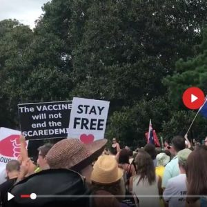 Millions March Against Mandatory Vaccinations 2